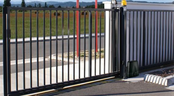 Automatisme Cardin SL1524 portail coulissant
