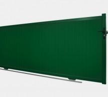 Portail aluminium modèle BAOBAB